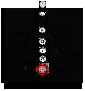Traumi sessuali  primo chakra